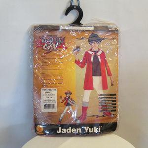 Yu-Gi-Oh Jaden Yuki Halloween Costume Child S